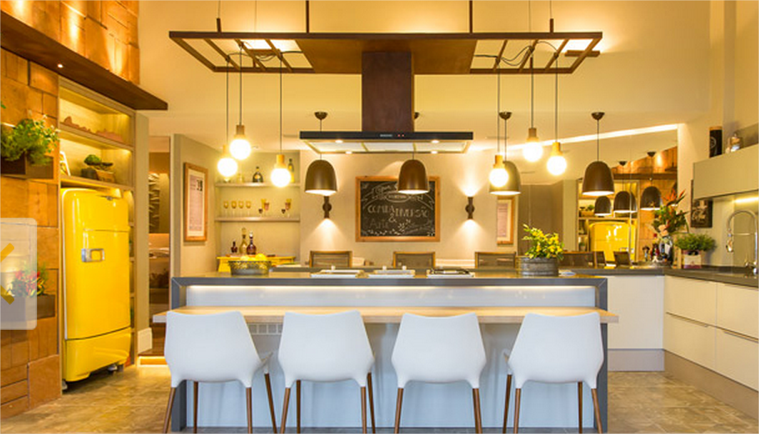 decoracao cozinha tendencia:Fique por dentro das tendências de decoração para 2014